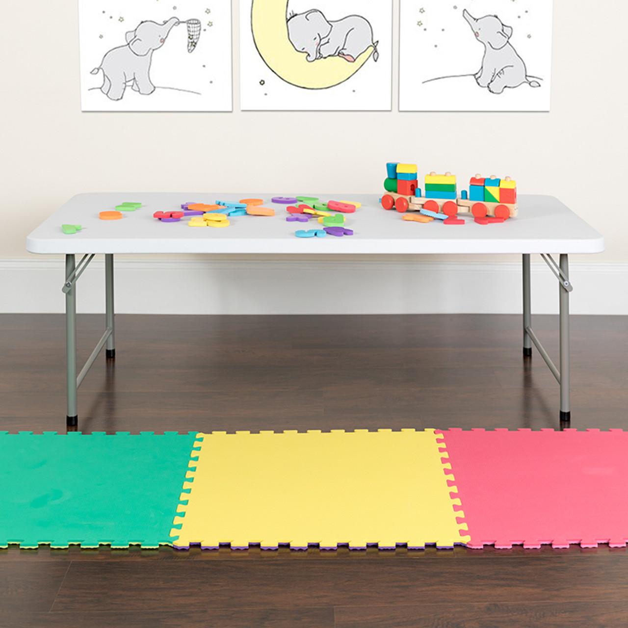 Kids Plastic Folding Tables