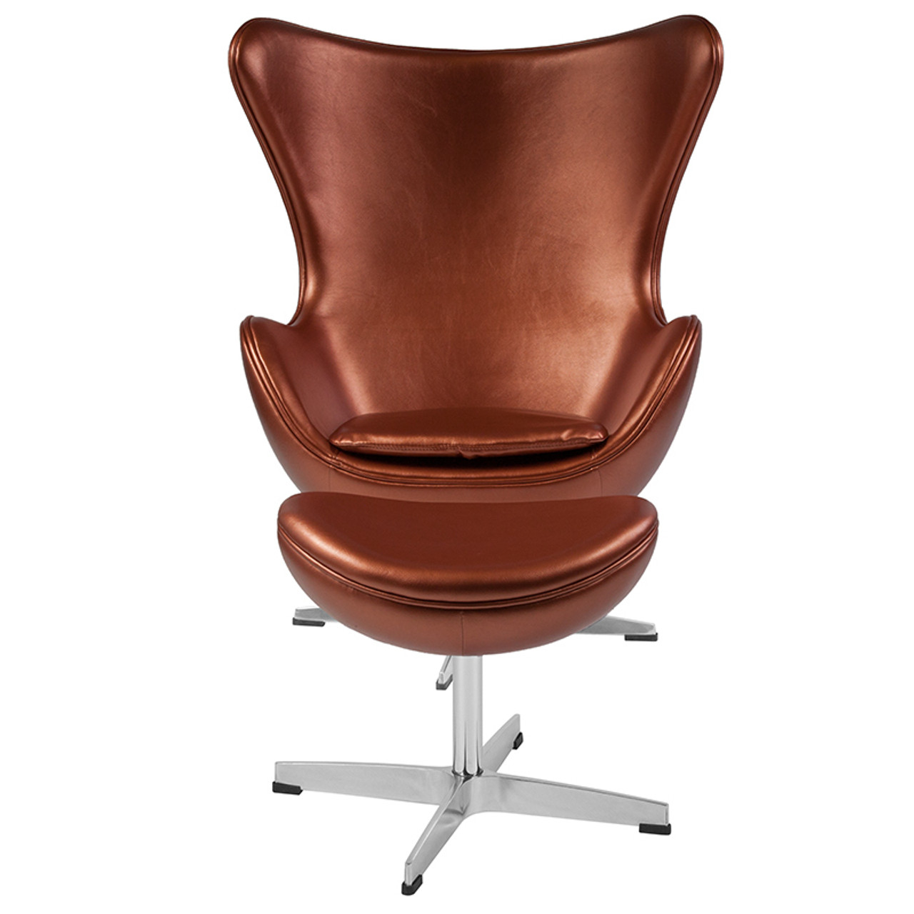 Leather Egg Chairs
