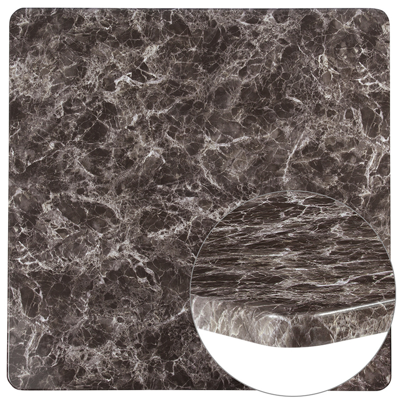 Marble Laminate Restaurant Table Tops
