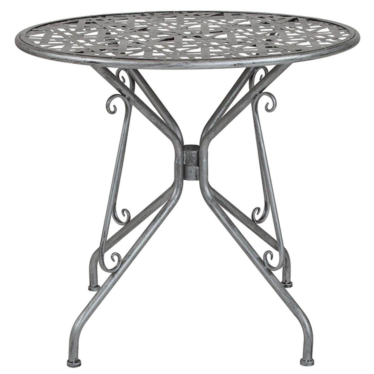 Metal Patio Tables