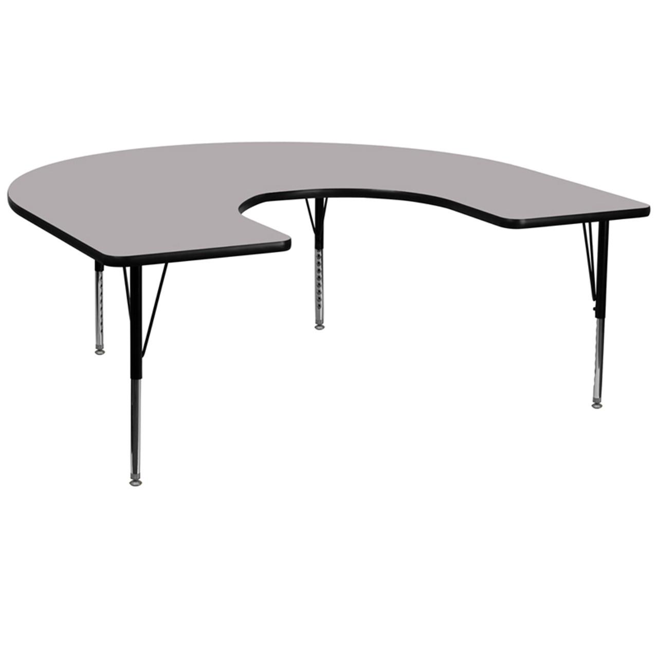 Horseshoe Activity Tables