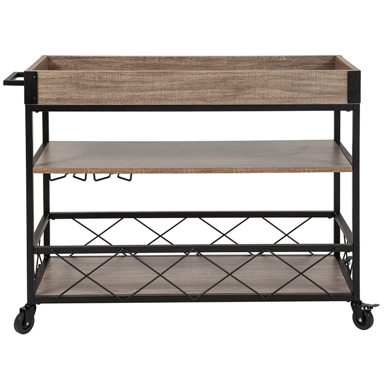 Kitchen Serving and Bar Carts