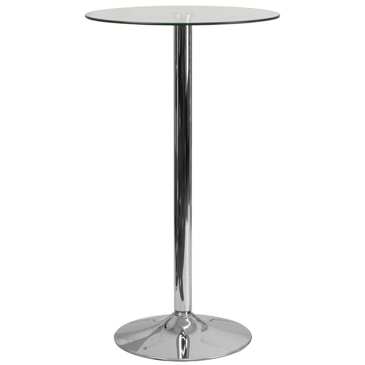 Glass Bar Tables