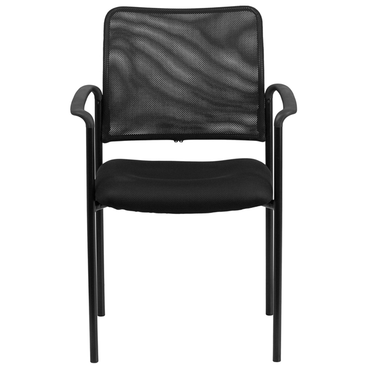 Mesh Side Stack Chairs
