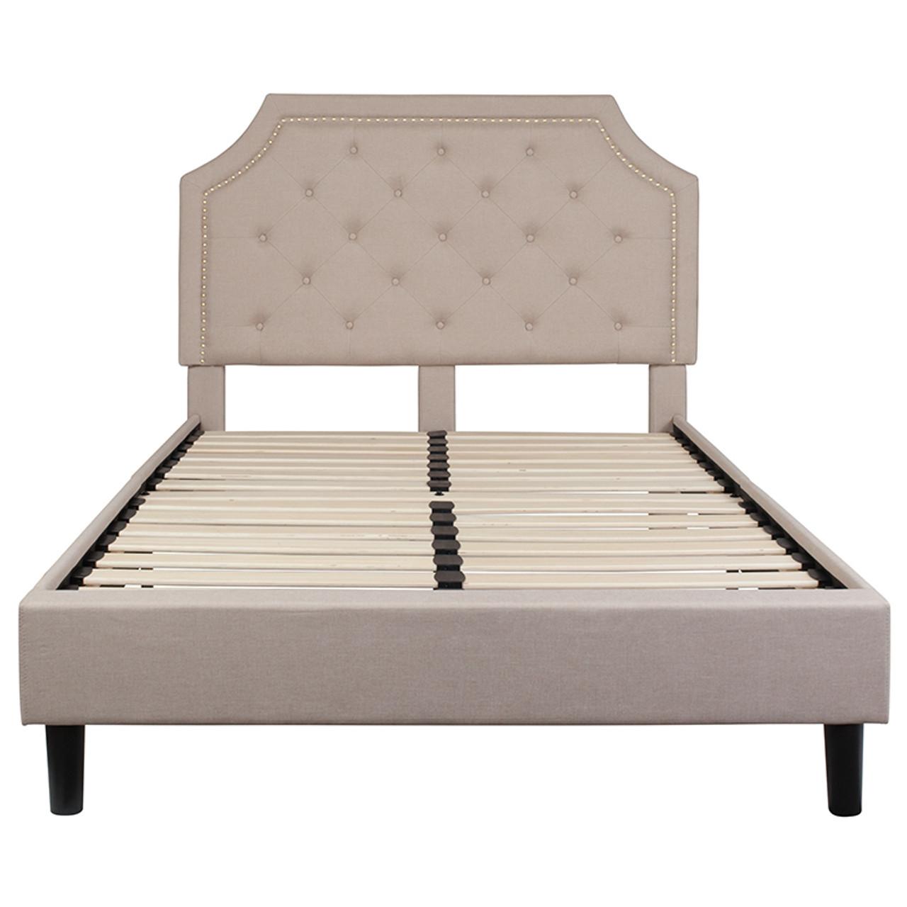 Upholstered Platform Beds