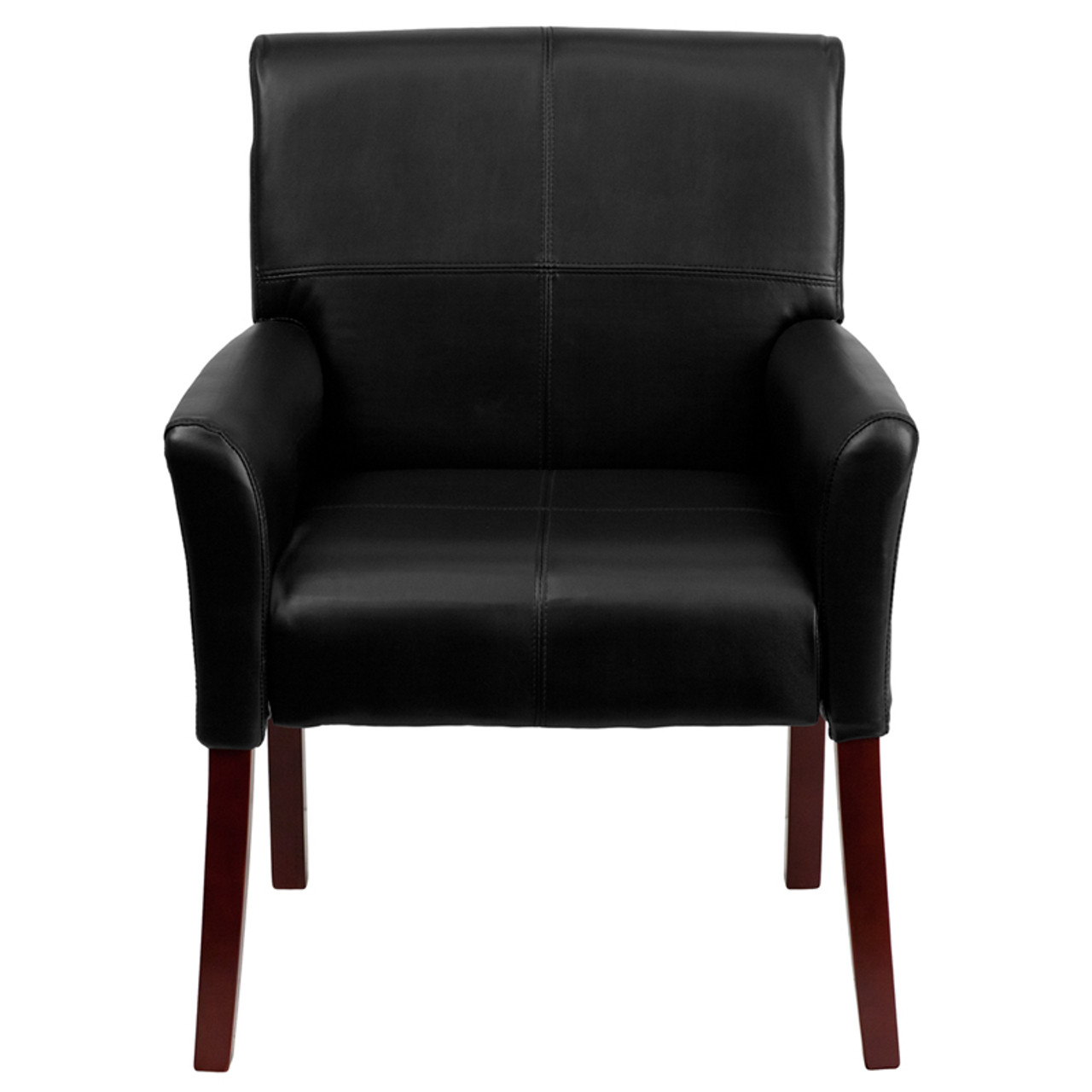 Leather Side Chairs