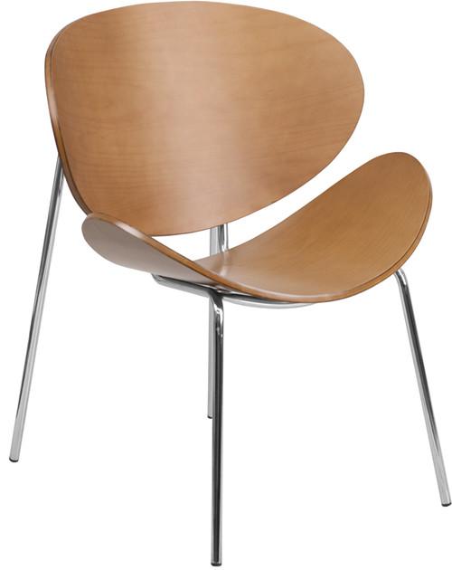Beech Bentwood Leisure Side Reception Chair
