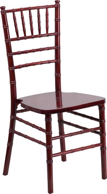 TYCOON Series Mahogany Wood Chiavari Chair