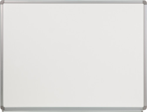 4' W x 3' H Porcelain Magnetic Marker Board