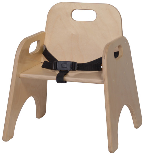 """9"""" Toddler Chair with Strap"""
