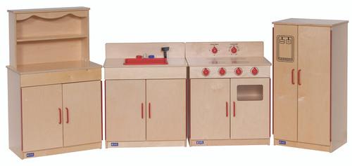 4-Piece Complete Kitchen Set