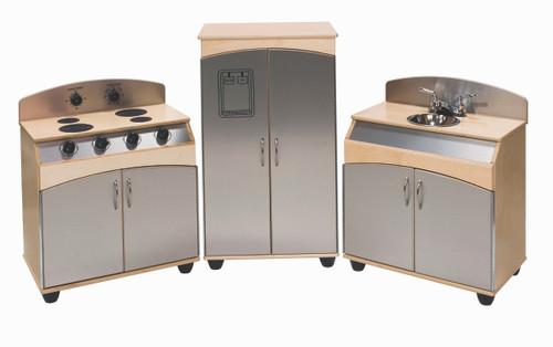 3-Piece Contemporary Kitchen