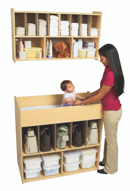 Value Line® Wall Diaper Shelf