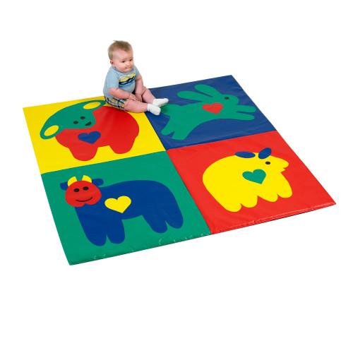 Baby Love Activity Mat - Primary