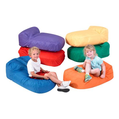 Cozy Pod Pillows - Primary Set of 6