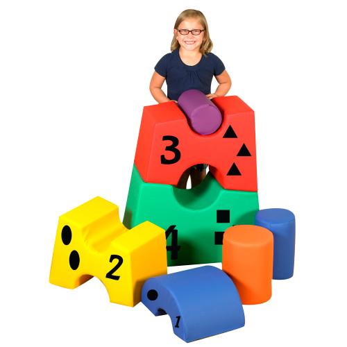 Stacking Tower Blocks