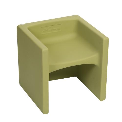 Chair Cube - Fern