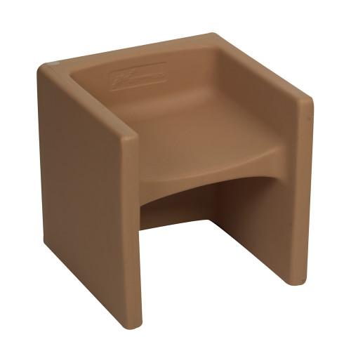 Chair Cube - Almond