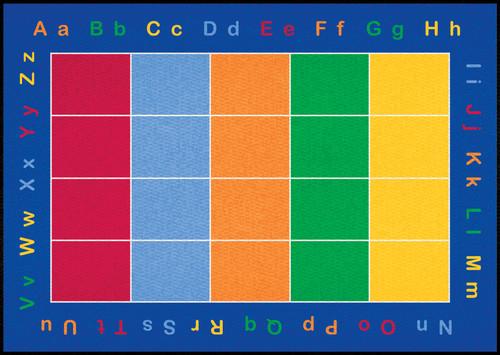 ABC Squares - Rectangular Large
