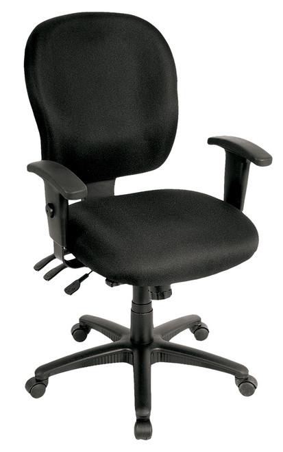 Eurotech Racer Midback Fabric Chair