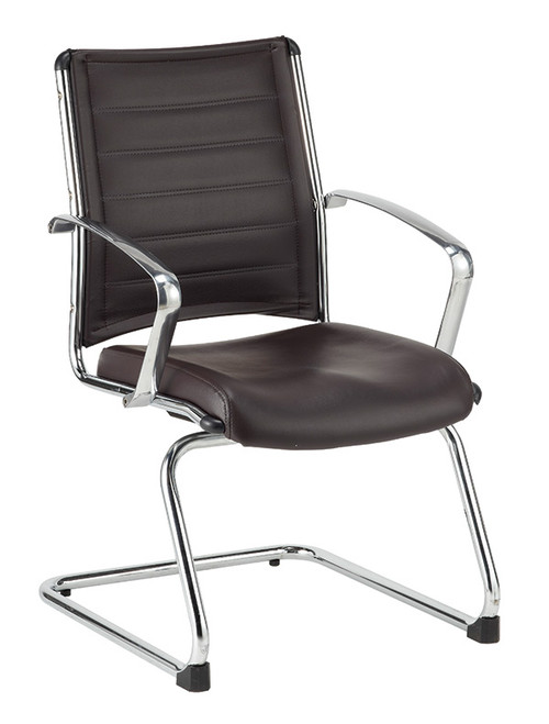 Eurotech Europa Leather Guest Chair