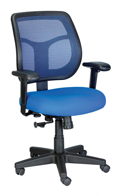 Eurotech Apollo MT9400 Midback Swivel Mesh Fabric Chair
