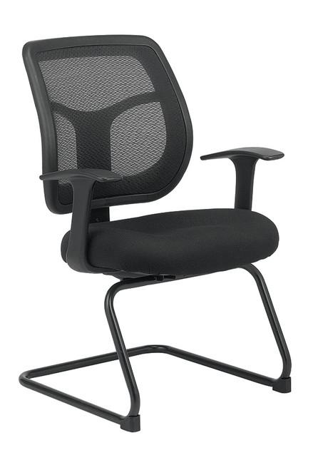 Eurotech Apollo MTG9900 Guest Chair Mesh Fabric Black