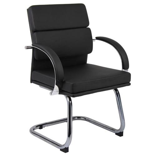 Boss CaressoftPlus Executive Series Guest Chair