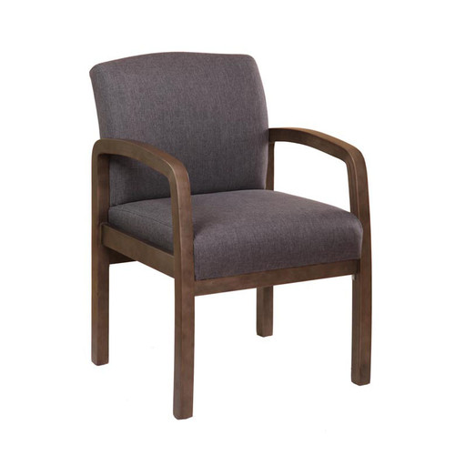 Boss NTR (No Tools Required) guest, accent or dining chair Grey