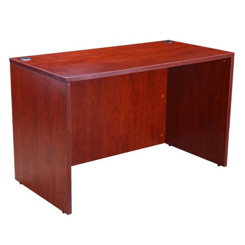 Boss Desk Shell 48X24, Cherry
