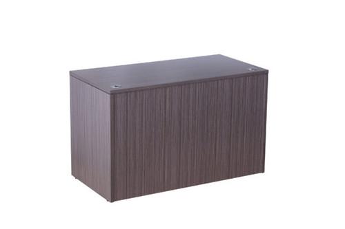 Boss Desk Shell 48X24, Mahogany