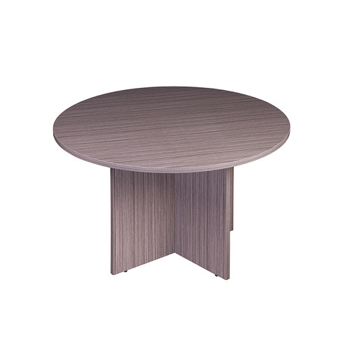 """Boss 42"""" Round Table, Driftwood"""