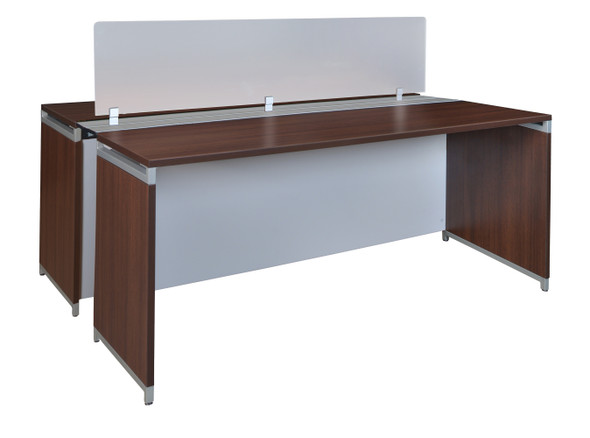 """Privacy Divider for 71"""" Benching"""