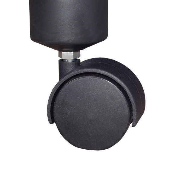 Casters for Kee Adjustable Leg (Set of 4)