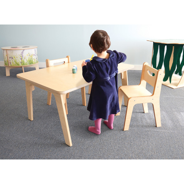 WHITNEY PLUS RECTANGLE TABLE - 22H