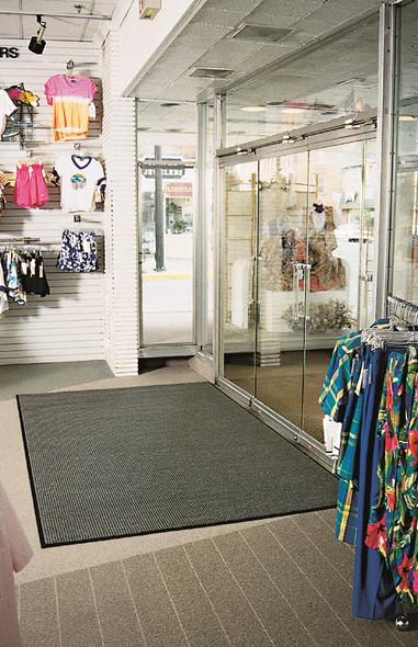 "Doortex Entrance Mats Rectangular Ribmat Indoor Entrance Mat (24"" X 36"")"
