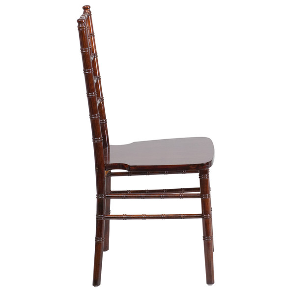 TYCOON Series Fruitwood Chiavari Chair