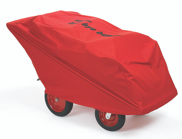 Bye-Bye Buggy® 6 Passenger Cover - Red
