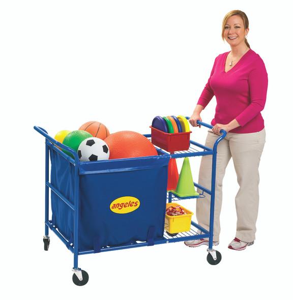 Ball Cart