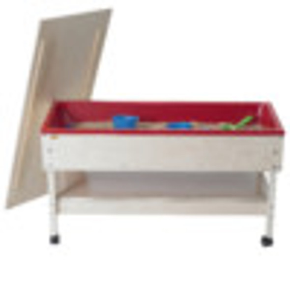 Sand & Water Table with Shelf & Top