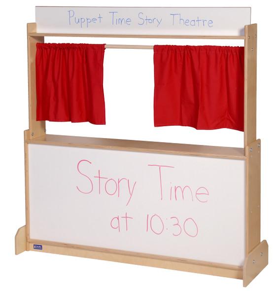 Puppet Theatre / Store - Dry Erase