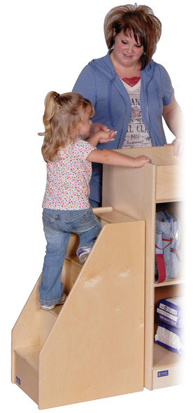 Changing Table Steps
