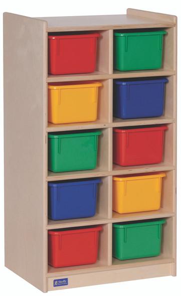 10-Tray Storage - Unit Only