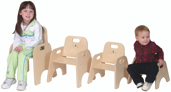 """7"""" Toddler Chair with Strap"""