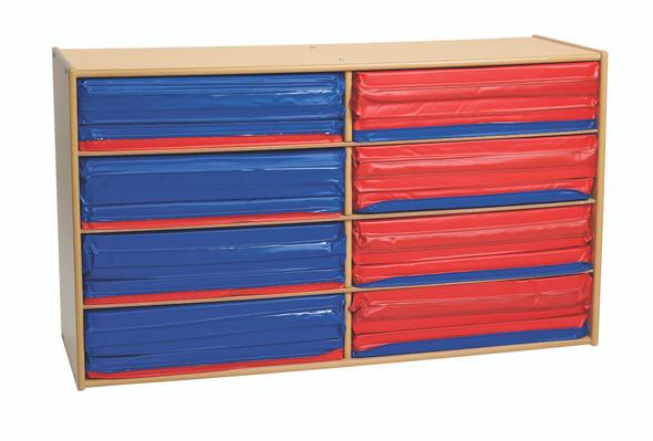 Value Line® 8-Section 4-Fold Rest Mat Storage