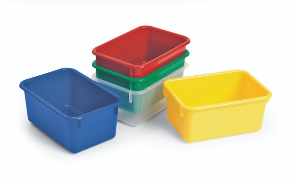 Yellow Tray Storage
