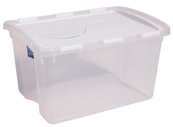 Clear Storage Tub