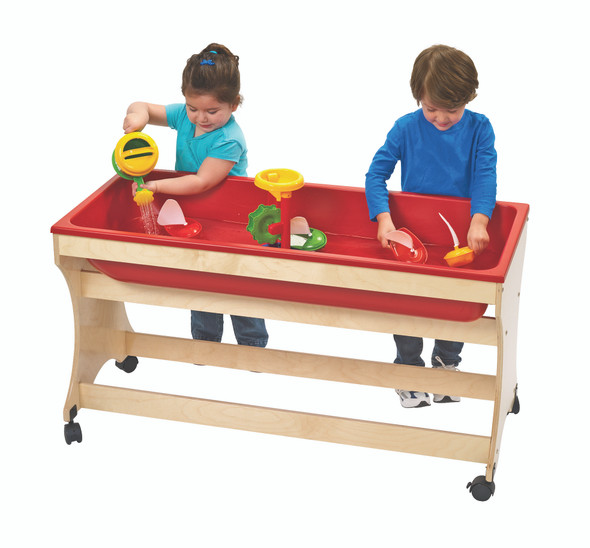 Value Line® Birch Sand & Water Table