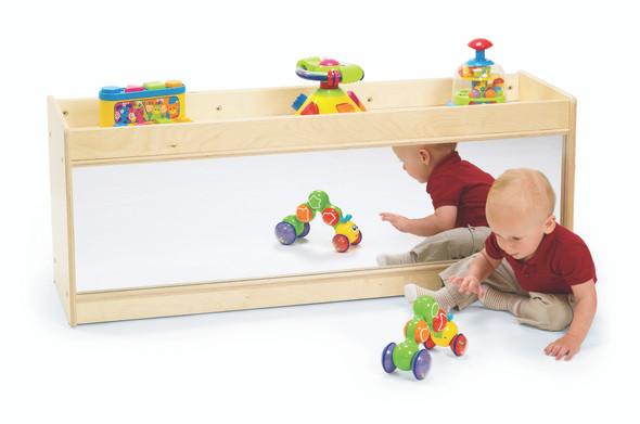 Value Line® Birch Toddler Storage with Mirror Back