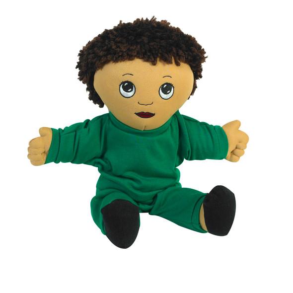 Sweat Suit Doll - Hispanic Boy